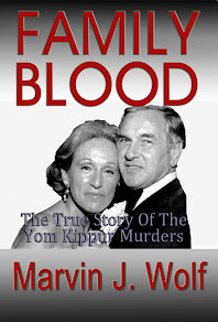 Family Blood by Marvin J Wolf