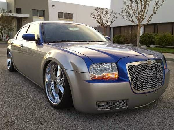 2006 chrysler 300c touring custom auto restorationice. Black Bedroom Furniture Sets. Home Design Ideas