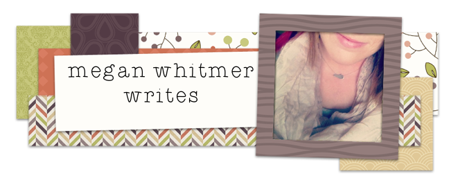 megan whitmer writes