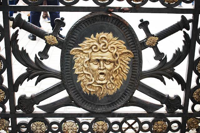 Portail de la Mairie - Dijon