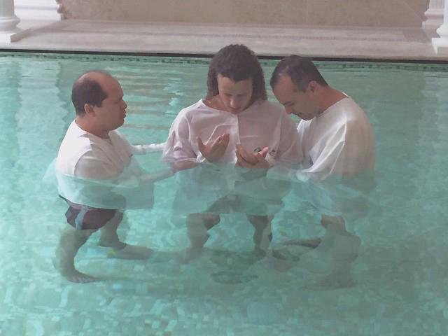 se bautiza