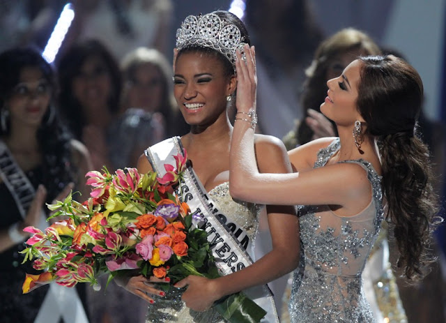 Leila Lopes Miss Universo 2011