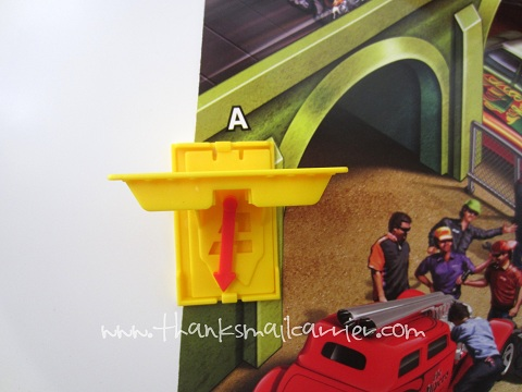 Hot Wheels Wall Tracks brackets
