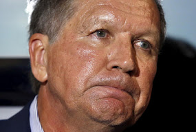 JOHN KASICH SAYS ME TOO, SUSPENDS CAMPAIGN.