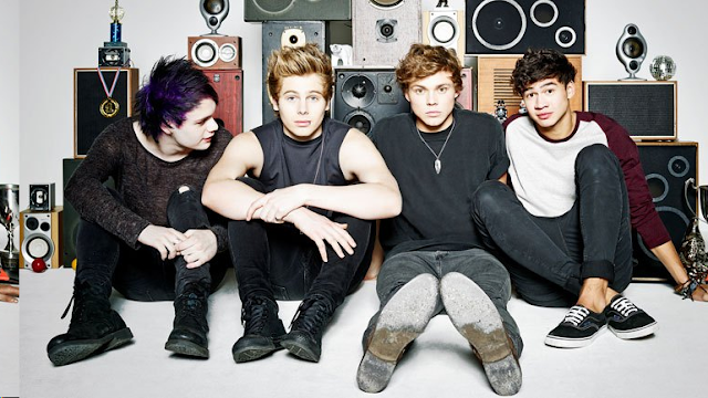 5 Seconds of Summer Bakal Manggung Di Indonesia