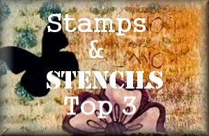 Stamps & Stencils Challenge