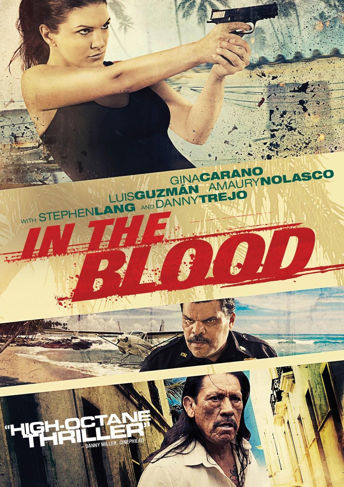 Film In The Blood 2015 Bioskop