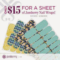 Shop My Jamberry Nails Website!
