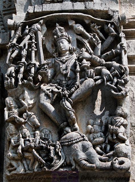 Shiva Gajasamharara