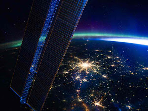 MOSCOW FROM SPACE