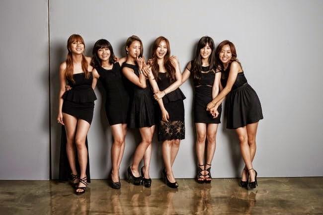 A Pink Showtime'a Katılacak Yeni Grup Seçildi /// 20 Temmuz 2014
