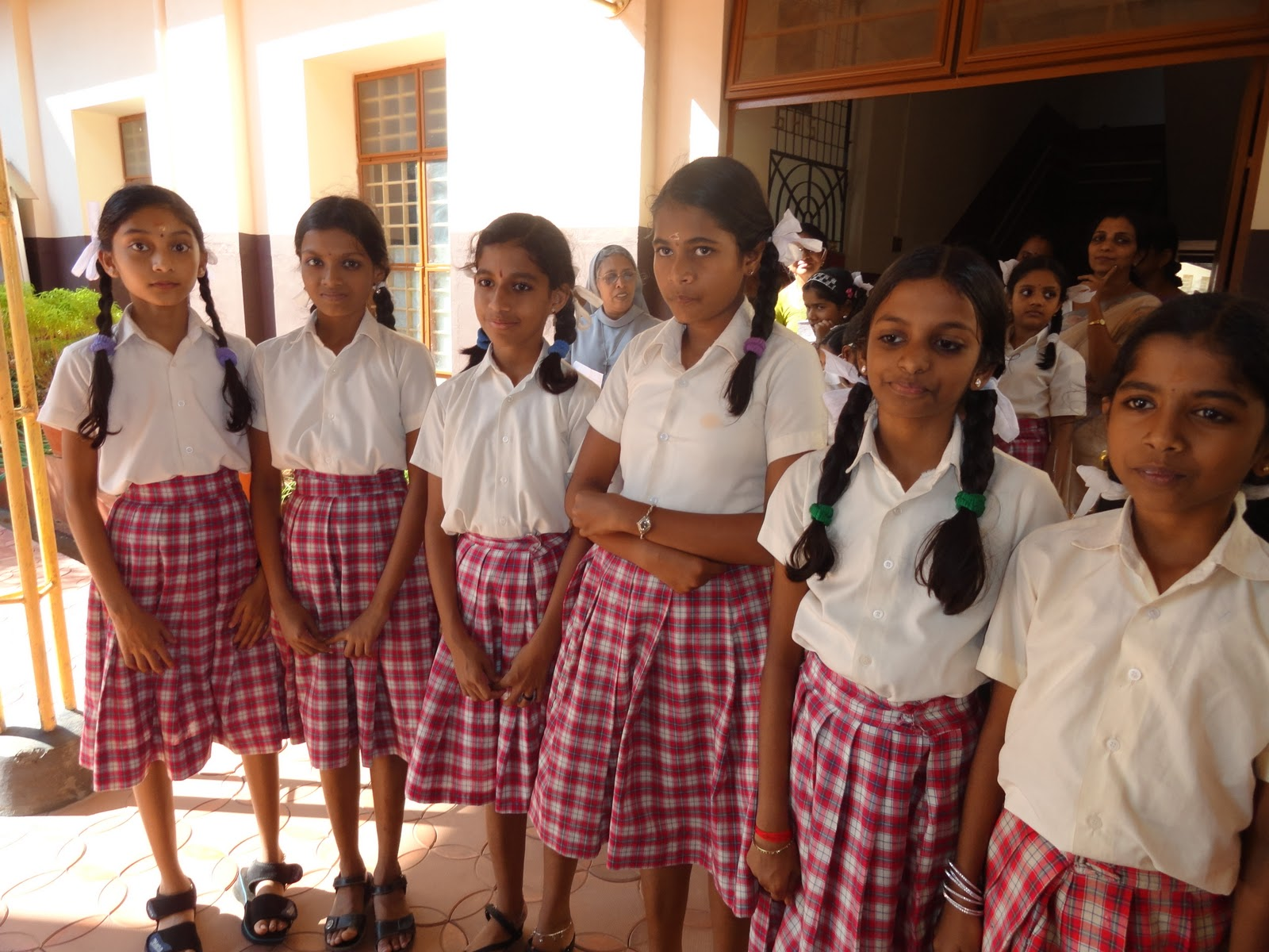 Thrissur girls