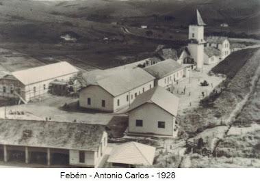 FEBEM EM ANTONIO CARLOS 1928