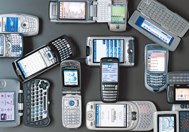 the ban on bringing handphone in