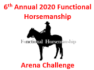 2020 6th Annual Functional Horsemanship Arena Challenge