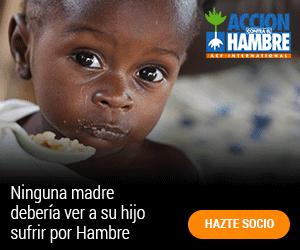Actúa contra el hambre