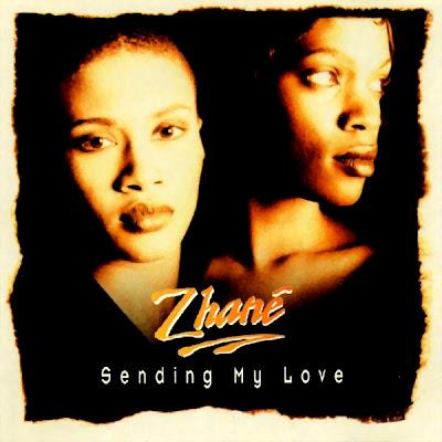 Zhane - Sending My Love-(CDM)-1994