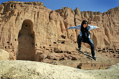 skateistan kabul mazar i sharif, afghan girls sports