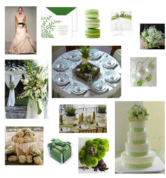 decoracao branca e verde para casamento : decoracao branca e verde para casamento:Decoração – Casamento Verde e Branco