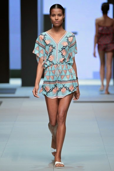 Mercedes Benz Cape Town Fashion Week 2014, Lasesso, Vakwetu,SDR Photo