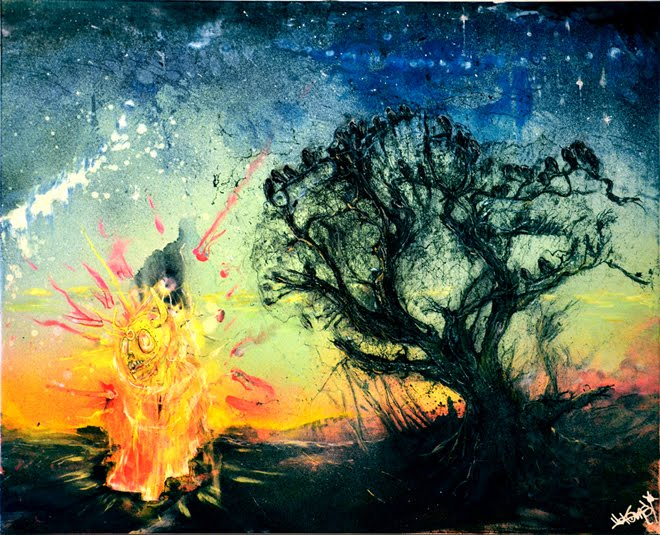 Målningar - Fredrik Olsson