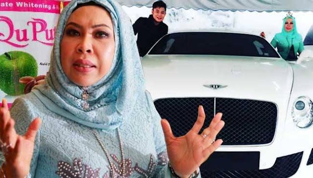 Pamer Kekayaan: Dato' Seri Vida Dapat Nasihat Polis