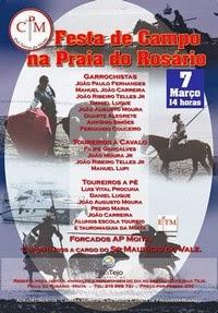 Praia do Rosário (Moita)- Festa de Campo 2015- 7 Março