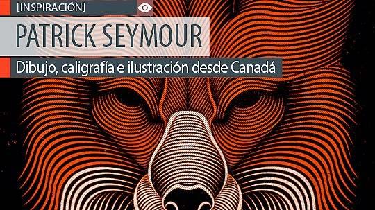 Dibujo, caligrafía e ilustración de PATRICK SEYMOUR
