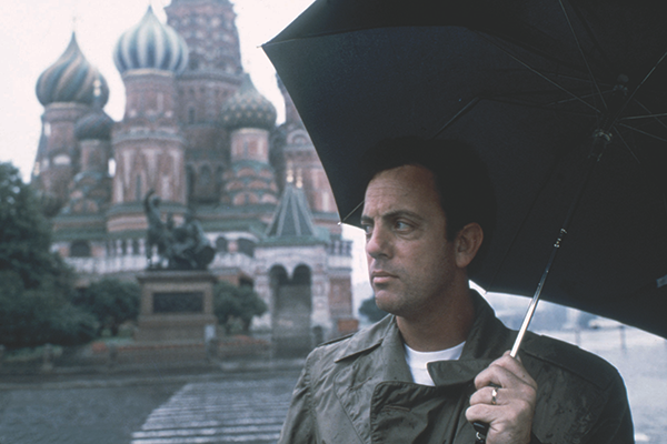 Billy Joel: A Matter of Trust – The Bridge to Russia