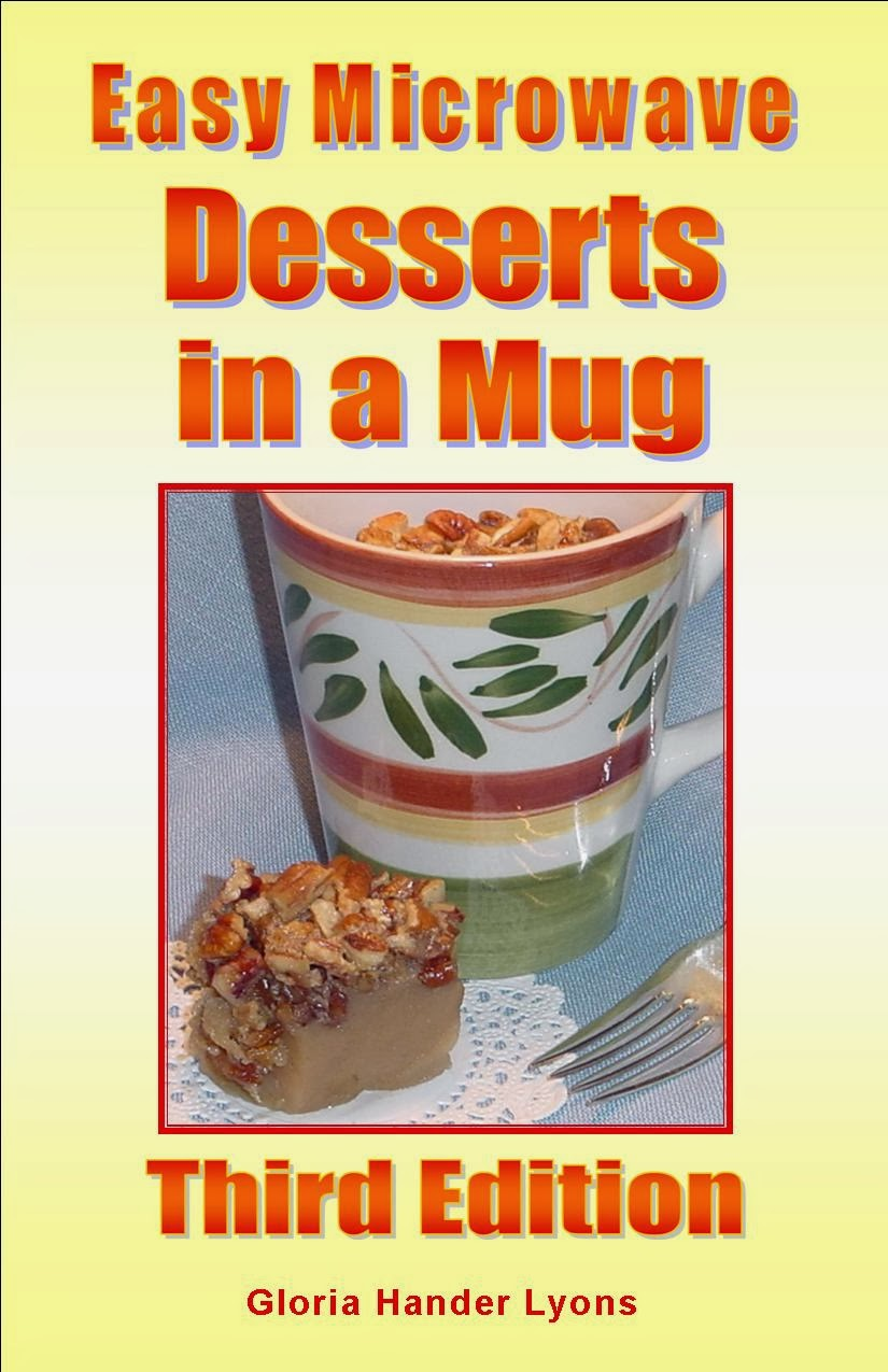 Easy Microwave Desserts in a Mug (Third Edition)