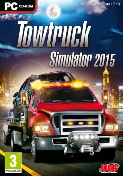 Towtruck Simulator 2015 MULTi6-PROPHET