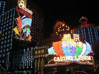 Tempat Wisata Di Macau - Casino Lisboa