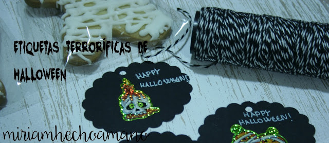 etiquetas halloween galletas