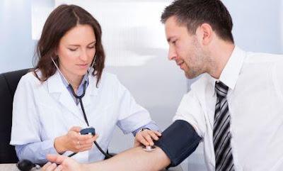 Tekanan Darah Tinggi Sering Datang Tanpa Diketahui