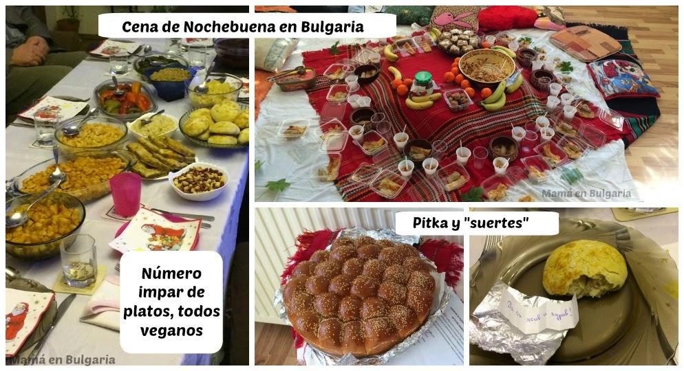Cena de Nochebuena en Bulgaria