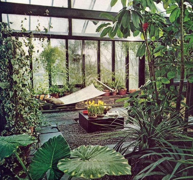 50 im genes decoraci n de interior con plantas y jardines for Plantas y jardines fotos