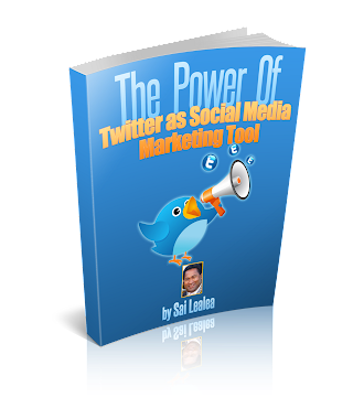 Twitter Marketing E-Book (only $3.99 US)