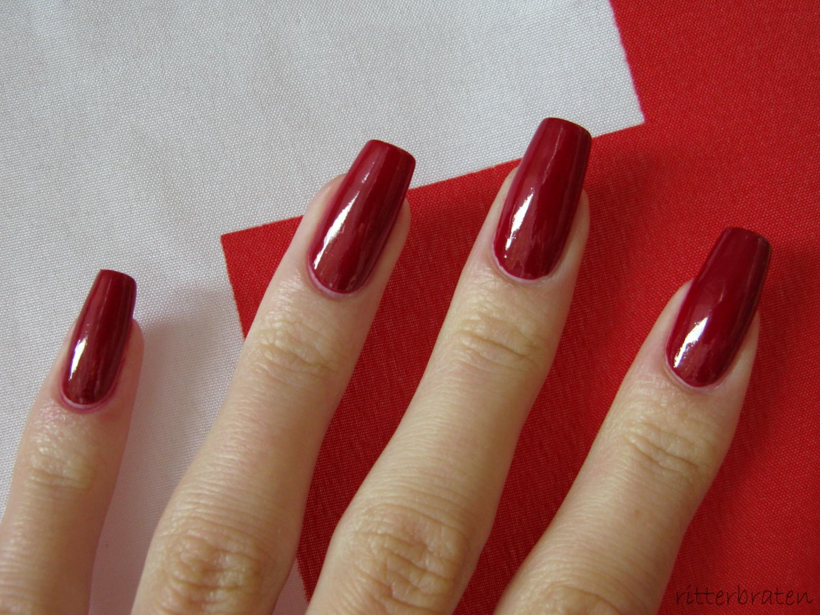 Das Experiment: Some Autumn Nails