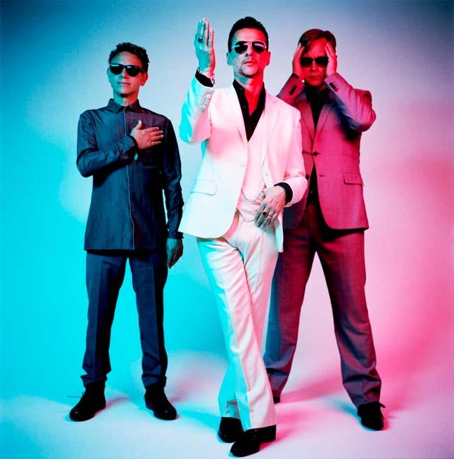 Depeche Mode, Delta Machine