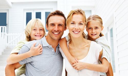 كيف ترفّهين عن زوجك بعد عودته من العمل؟ - اسرة سعيدة - بيت - منزل - happy family home house