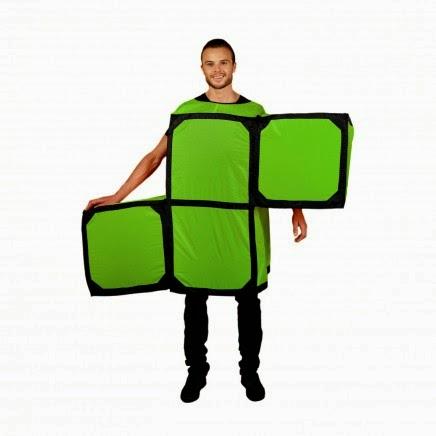 Disfraz Tetris