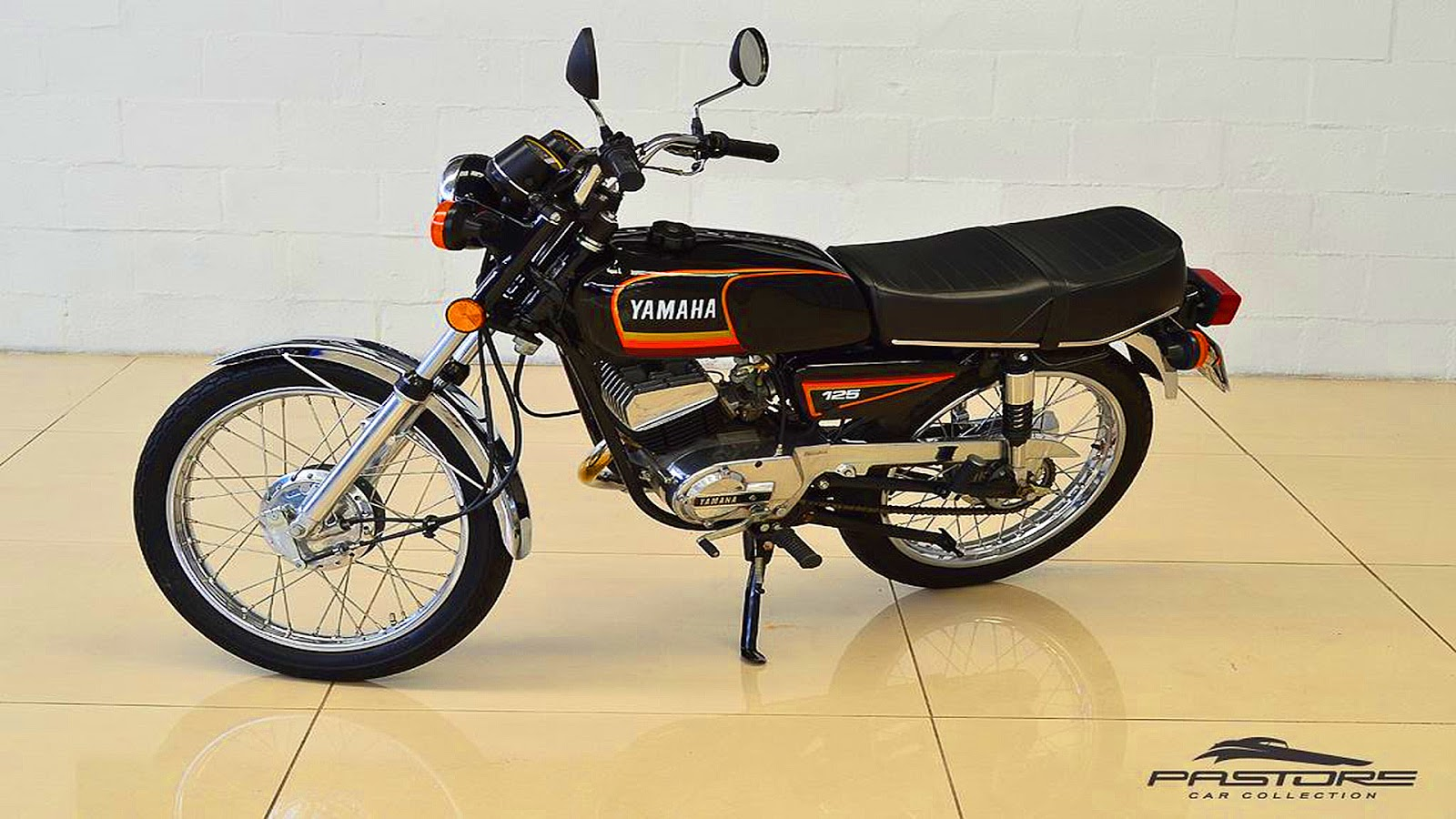 Yamaha Rx U