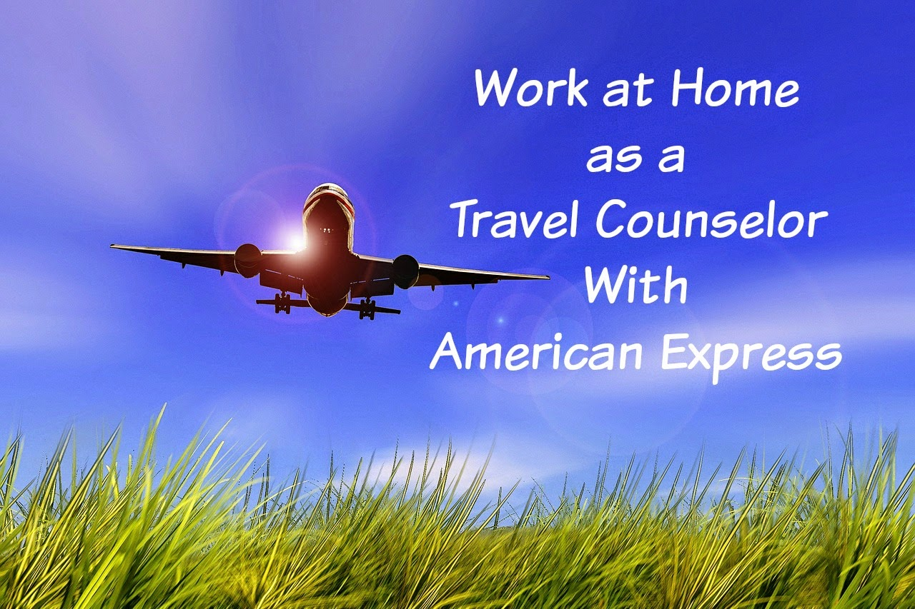 American Express Work at Home Travel Counselor