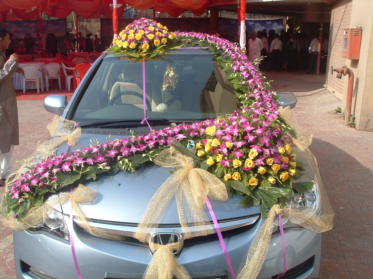 Photos Girls2 Wedding Car Decoration Ideas In Pakistan 2014