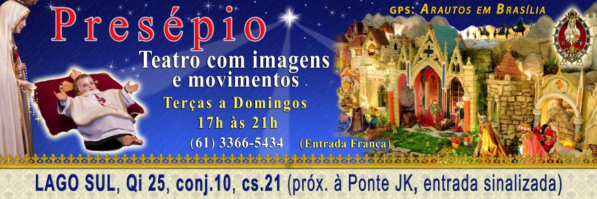 Arautos do Evangelho em Brasília - DF