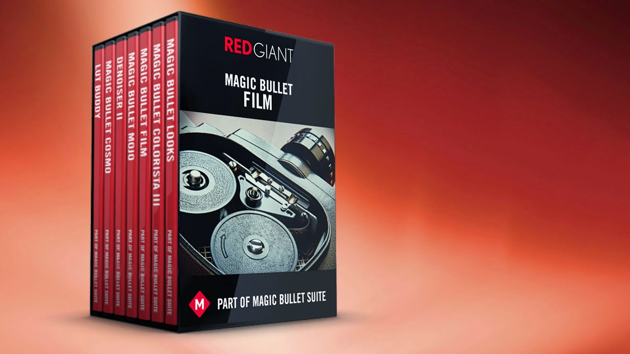 Red Giant Magic Bullet Frames 1.1