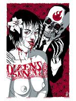 Los pósters de Brian Ewing.