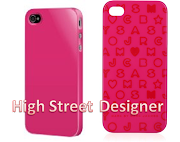 Price Difference: £67. MARC JACOBS iPHONE CASE V.S. SWITCHEASY iPHONE CASE