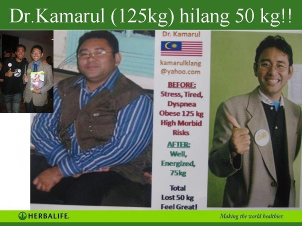 Herbalife Nutrition - Loss Weight, Gained Weight Healthy