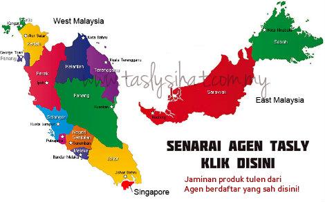 HUBUNGI AGEN TASLY 1MALAYSIA